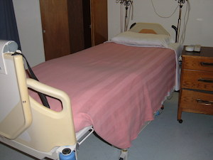 Hospital Bed Medical Equipment